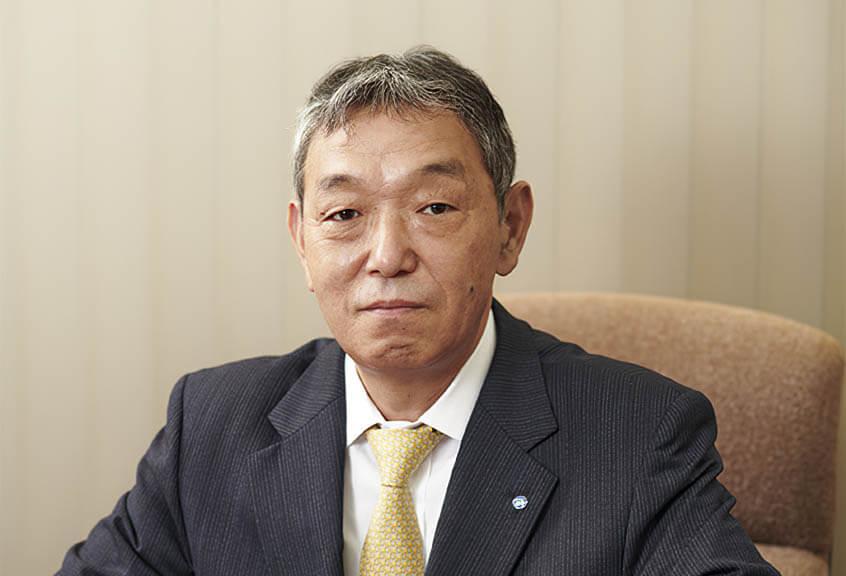 代表取締役社長 小林秀行 Kobayashi Hideyuki