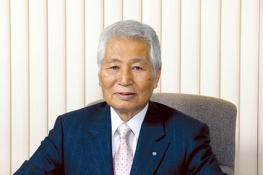 会長(創業者) 村上任人 Murakami Takato