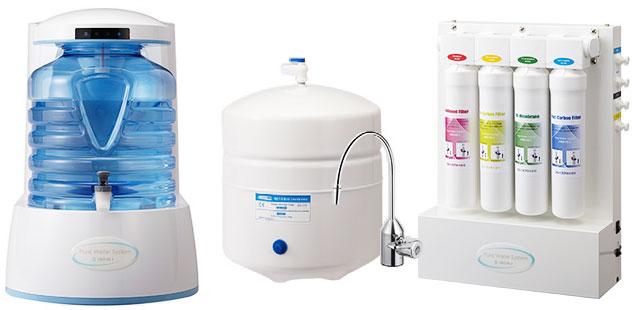 逆浸透膜(RO)浄水器 製品